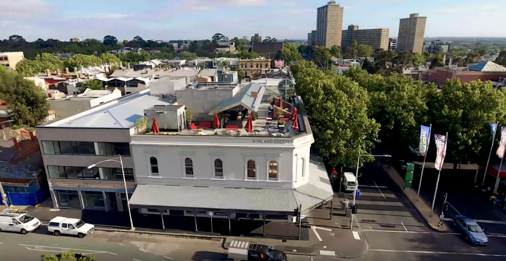"Neoscape Projects - King & Godfree ""Transformation of a Melbourne Icon"""